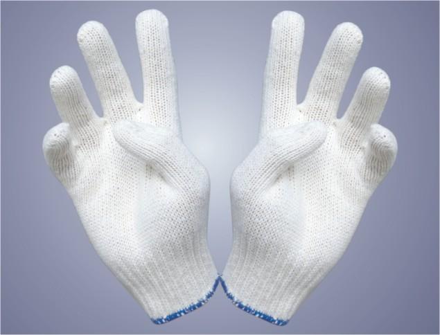 Găng tay kem trắng 60g