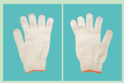 Găng tay kem trắng 70g